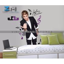 Vinilo Decorativo Justin Bieber-09 Calcomania Artistas.