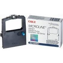 Fita Nylon Oki Impressora 400 Series Ribbon Ml420/421 Origi