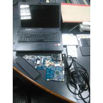 Vendo Laptop Compaq Cq56