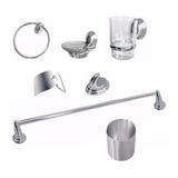 Accesorios Baño 7 Piezas Barral Metal Mejor Acero Inoxidable