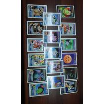 Cartas Dragon Ball Z Serie 9 Todo 29 ,plateadas 4$