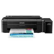 Impresora Epson L310 + 4 Tintas De 100ml