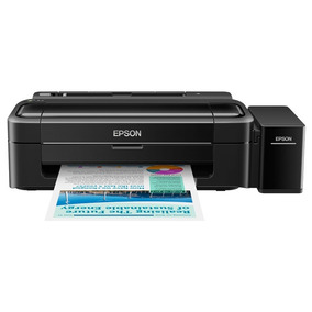 Impresora Epson L310 +4 Tintas 100ml Sublimacion+papel+cinta