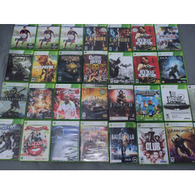 Jogos Xbox 360 Originais Valor Unidade Qualquer Jogo Lista