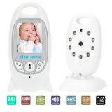 Cámara Monitor Vb601 Pantalla Para Bebé Con Audio Oferta!!