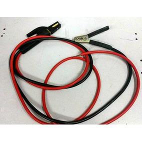 Cables Para Maquina De Soldar 5m Portaelectrodo Y Tenaza