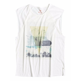 Remera Musculosa Roxy Hawaii Society #37105010
