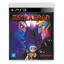 Teslagrad - Ps3 Mídia Física Novo Lacrado Playstation 3