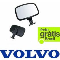 Espelho De Rampa Lateral Para Volvo Fh Fm Nh 1096643