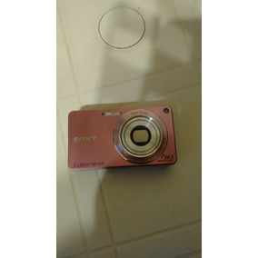 Máquina Fotográfica Sony Cybert Shot 14.1 Mega Píxeles Usada