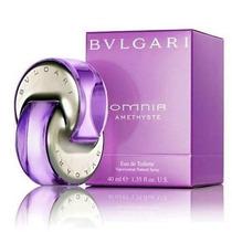 Perfume Bvlgari Omnia Amethyste 65ml Bulgari Frete Grátis.