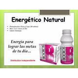 Biocros Suplemento Energizante Natural Vitaminas