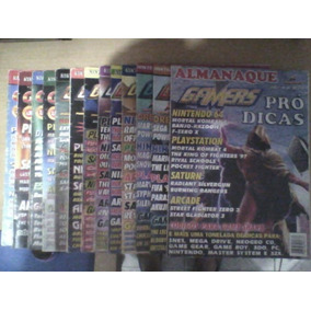 Revista Gamers Pro Dicas