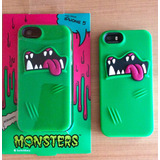 Carcasa Monsters Iphone 5/5s
