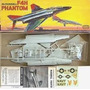 Avion Aurora F4h Phantom 1/50