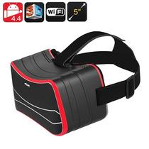 Lentes Video Pantalla Realidad Virtual Android 3d Hd Wifi Bt