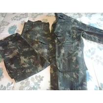 Uniforme Camuflado - Até 12 X