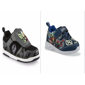 Zapatos Cars Star Wars Avengers Bb8 Bb-8 Dinosaurio Luces