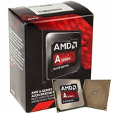 Processador Amd Kaveri A8 7650k 3.3ghz 4mb Radeon R7 Fm2+