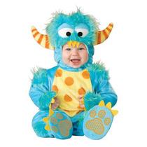 Bebe Disfraz Lil Monster Bebe Halloween Nuevo