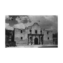 San Antonio, Texas, The Alamo Photograph Print, 24 X36