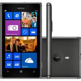 Smartphone Nokia Lumia 925 Preto Windows Phone 4g 16gb Gps