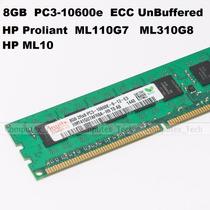 Memoria Hp Proliant 8 Gb Server Ml110 Ml310 Ml10 10600e 32gb