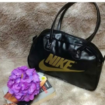 Bolsa Dourada Nike Sacola Lançamento Feminina Academia