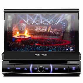 Dvd Player Positron 1din Sp6720 Dtv Touch Tv Digital 7