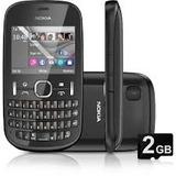 Celular Nokia Asha 201 Novo Vivo
