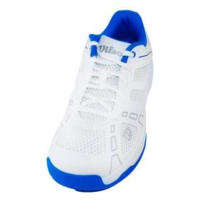 Zapatillas Tenis Wilson Niño Dama Talle 5 Us 37 Arg Oferta