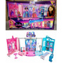 Casa Palco Barbie Playset Rock And Royals Original Mattel