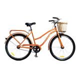 Biciceta Urbana Enrique Light Weight De Aluminio R26