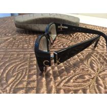 Armação Óculos De Grau Calvin Klein Ck5652 Preto Novo