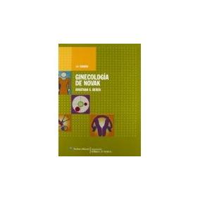 Libro Ginecologia De Novak 14 Edicion *cj