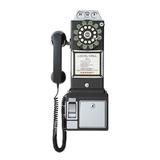 Telefono Crosley 1950s Vintage Telefono Publico En Colores