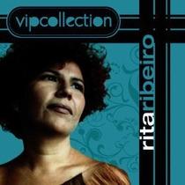 Rita Ribeiro Vip Collection [cd Novo De Fabrica]