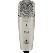 Microfone Behringer Condenser C1 - Original