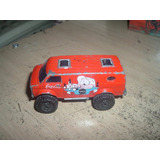 Matchbox Chevy Van 4x4 Coca Cola