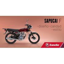 Moto Zanella Sapucai 150 Full 0km 2017