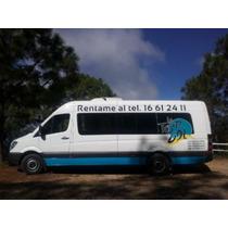 Renta De Autobuses Y Camionetas Sprinter