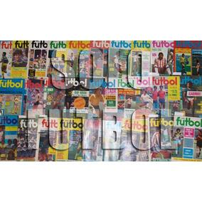 83 Revistas Penalty Solo Futbol D Los Años 80s Formato .pdf
