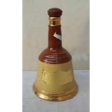 Antigua Y Bella Botella Vacia Bell