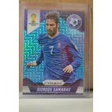 Cards Prizm Giorgos Samaras -grecia - Blue Wave 2ae6a63f96