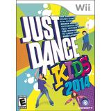 Just Dance Kids 2014 Nintendo Wii Gaming Nuevo En Caja