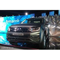 Volkswagen Vw Nueva Amarok Highline 4x2 Aut 2017 Tasa 0% Es