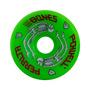 Roda Powell Peralta G-bones 64mm 97a - Verde