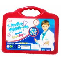 Maletin Doctora Doctor Botiquin 13pcs Juguete Niño Niña