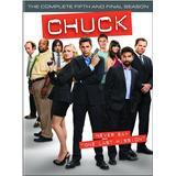 Chuck Dvd Serie Completa - 5 Temporadas 23 Dvd Valor X T.