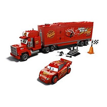 Juguete Equipo Camión Lego Coches De Mack 8486